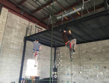 Climbing & Rope Rescue